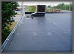 EPDM Roof Recovery Toronto